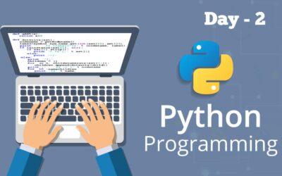 Python Day 2